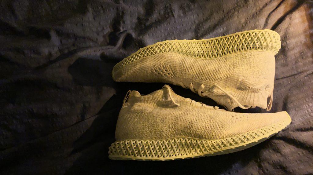Stort Salg Nye Produkter Adidas Futurecraft 4d Joggesko
